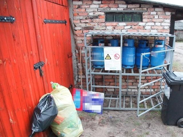 W ubiegłym tygodniu policjanci zatrzymali kilku złodziei, m.in. odpowiedzialnych za kradzież butli z gazem.