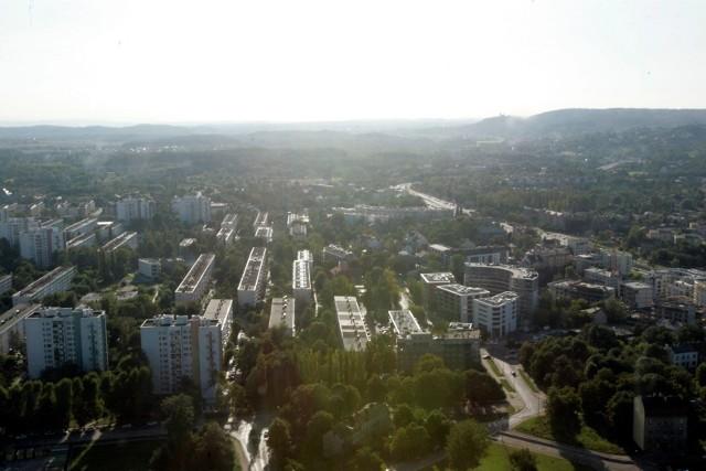 Osiedle Podwawelskie. Zdjęcie dzięki uprzejmości TVN 24