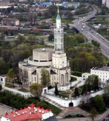 Kościół św. Rocha okradziony. Złodziej zabrał dzwonki liturgiczne.