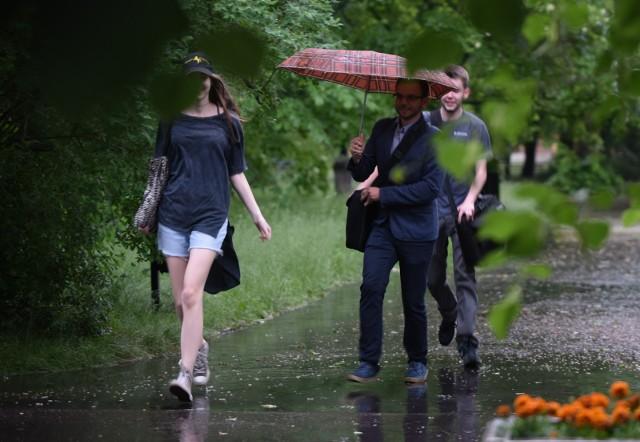 O pogodzie jaka ma być latem 2020 opowiada Zdzisław Cyganiak, obserwator przyrody z Wartkowic.