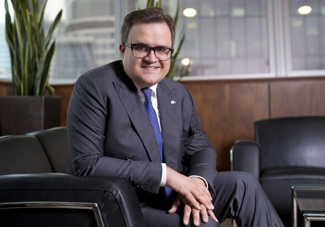 Michał Krupiński, prezes banku Pekao SA