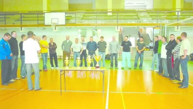 Puchar dyrektora hajnowskiego Ośrodka Sportu i Rekreacji zdobyła Pahonia