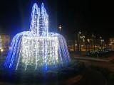 Nisko gotowe na Boże Narodzenie. Zobaczcie świąteczne iluminacje na ulicach miasta (ZDJĘCIA)