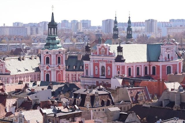 W niedzielę oficjalnie otwarto Zamek Przemysła w Poznaniu. Zachęcamy Was, byście odwiedzili to miejsce i przy okazji zajrzeli na taras widokowy, z którego rozpościera się piękna panorama Poznania. Naprawdę robi wrażenie!Przejdź do kolejnego zdjęcia ------>Zamek Przemysła w Poznaniu oficjalnie otwarty:
