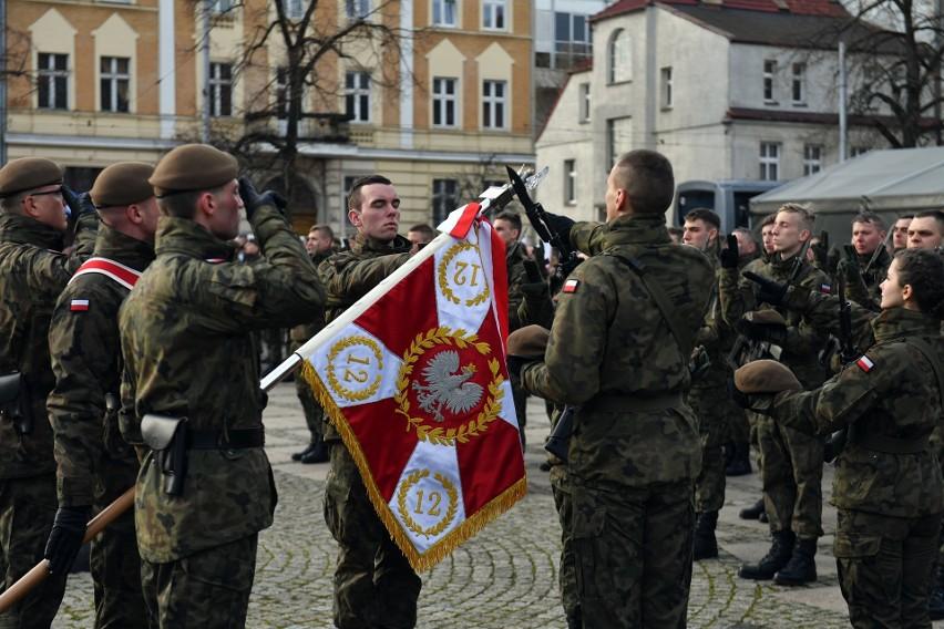 Ponad 100 nowych ochotników stało się terytorialsami