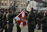 Gorzów Wielkopolski. Pierwsza przysięga żołnierzy WOT na Ziemi Lubuskiej
