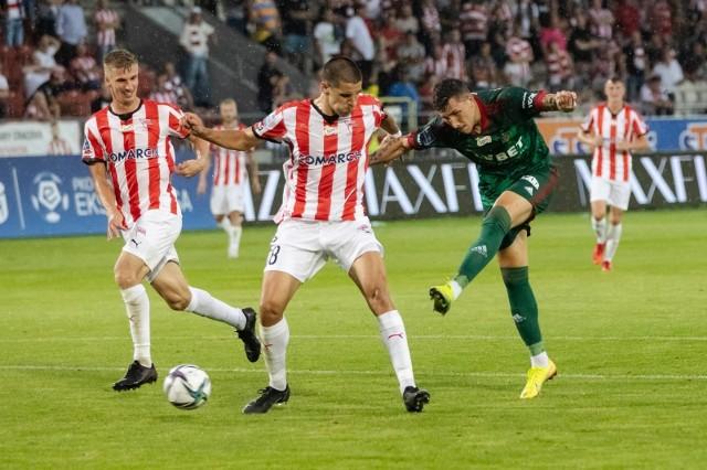 Cracovia przegrała ze Śląskiem 1:2