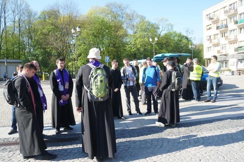 XXIII Piesza Pielgrzymka Mężczyzn do Sanktuarium Matki Bożej...