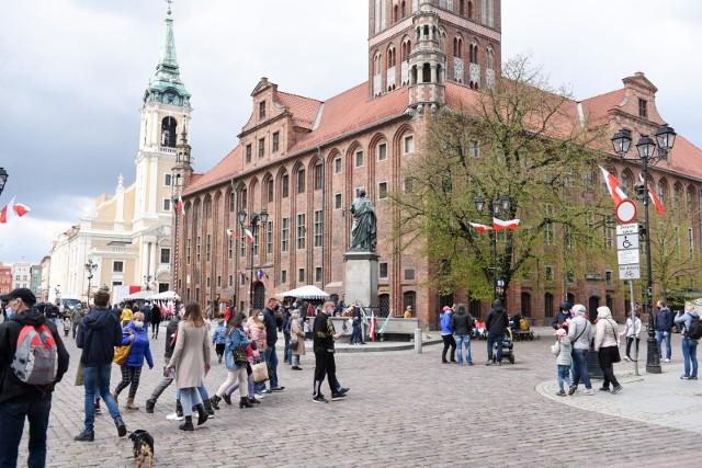 Oto propozycje na rozpoczęcie sezonu turystycznego w Toruniu