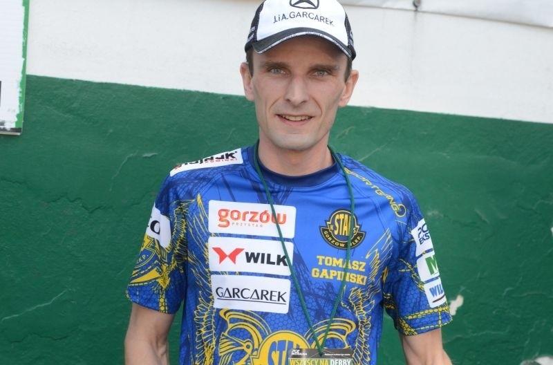 Tomasz Gapiński zdobył sporo medali mistrzostw Polski