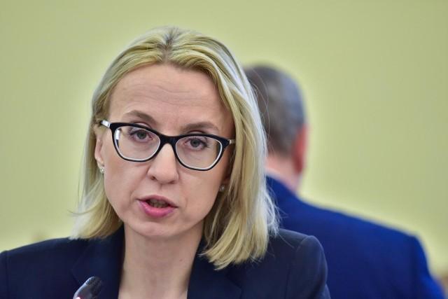 Teresa Czerwińska, minister finansow