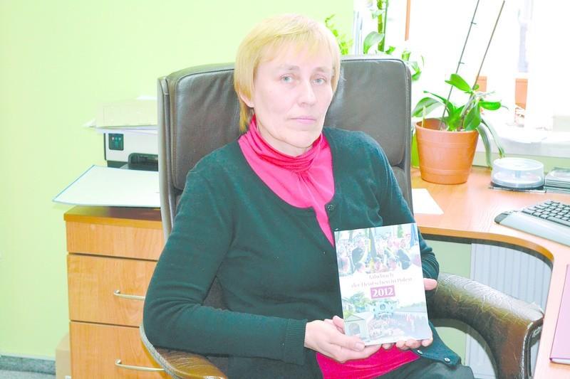 - Podobne roczniki wydaje mniejszość niemiecka w wielu krajach - mówi Monika Wittek, redaktor tomu.