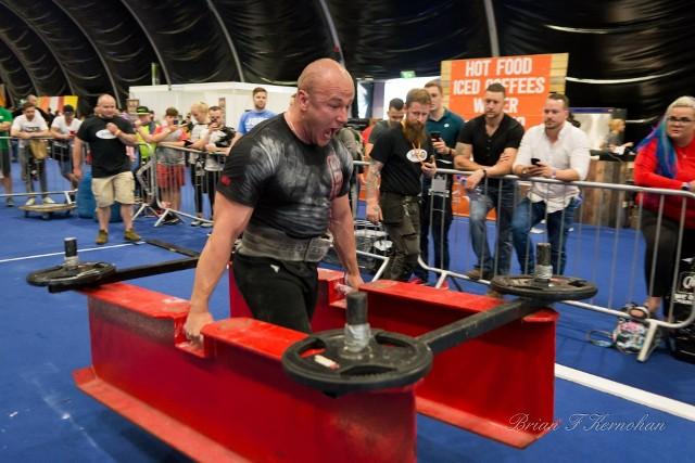 Marek Czajkowski w Murmańsku powalczy o medal Pucharu Świata Strongman do 105 kg