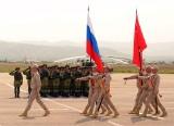 Syria: Rosjanie rozbudowują bazę lotniczą w Humajmim. Zostaną tam do 2066 roku [WIDEO]
