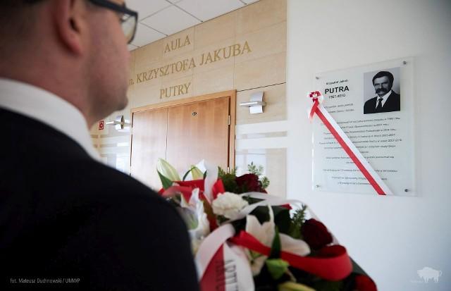 Marszałek Artur Kosicki uczcił pamięć podlaskich ofiar katastrofy pod Smoleńskiem