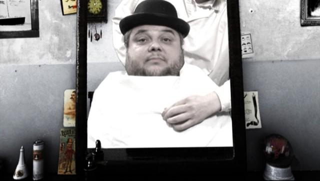 """Kadr z filmu Grzegorza Koncewicza pt. """"Brzytwa"""""""