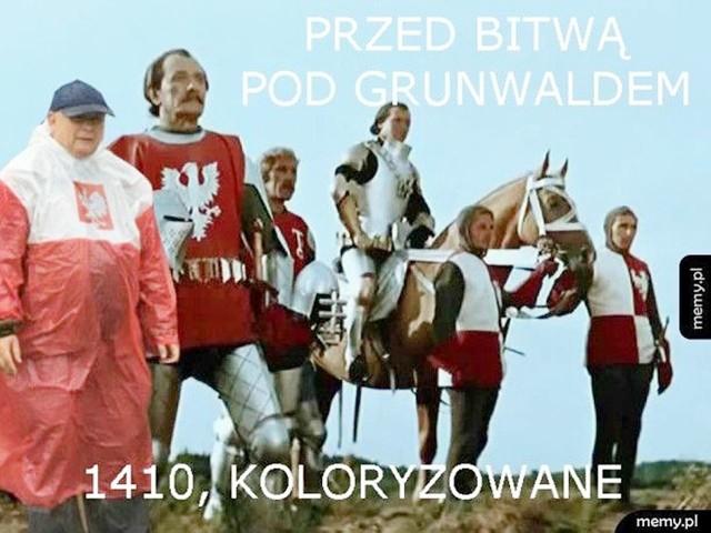 Bitwa pod Grunwaldem okiem internautów. Zobacz memy. Czy 14.07.1410 to data, którą pamięta każdy Polak?Zobacz kolejne memy. Przesuwaj zdjęcia w prawo - naciśnij strzałkę lub przycisk NASTĘPNE
