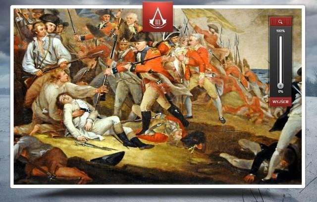 Assassin's Creed III: Włamanie do historiiAssassin's Creed III: Włamanie do historii