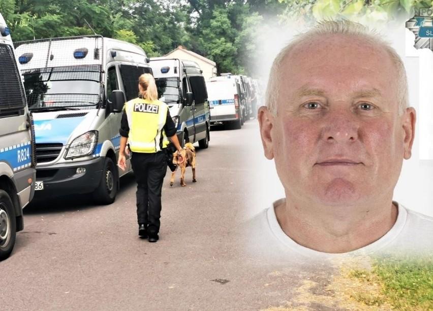 Jacek Jaworek jest poszukiwany za potrójne zabójstwo we wsi...