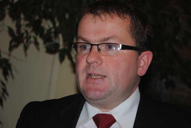 Mariusz Szczubiał skarbnikiem miasta był od 2006 roku.