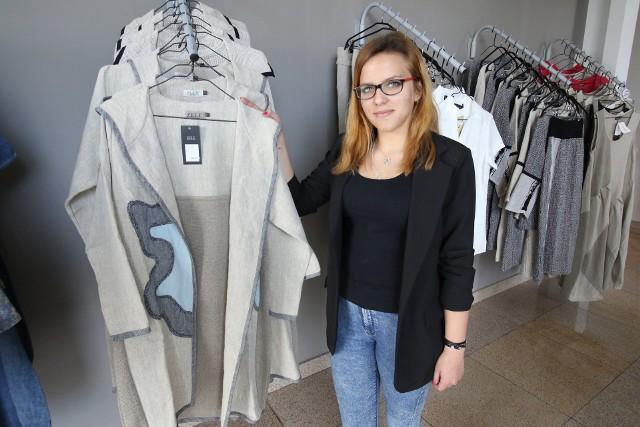 Anna Górska, sprzedawca w salonie Only Nature.