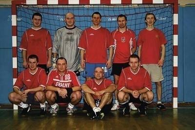 Mistrzowska drużyna Gladiatora Fot. Maciej Zubek