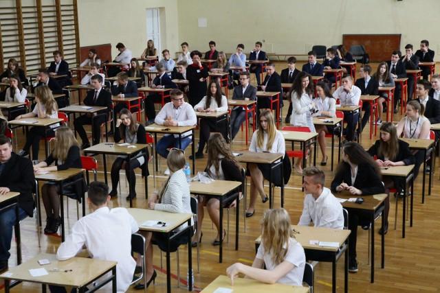 Egzamin gimnazjalny 2018 potrwa od 18 do 20 kwietnia 2018 r.