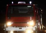 Białystok. Tragiczny pożar na Armii Krajowej. Nie żyje mężczyzna