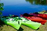 Tragedia na spływie kajakowym po Narwi. W okolicach Kurowa zmarł 16-latek