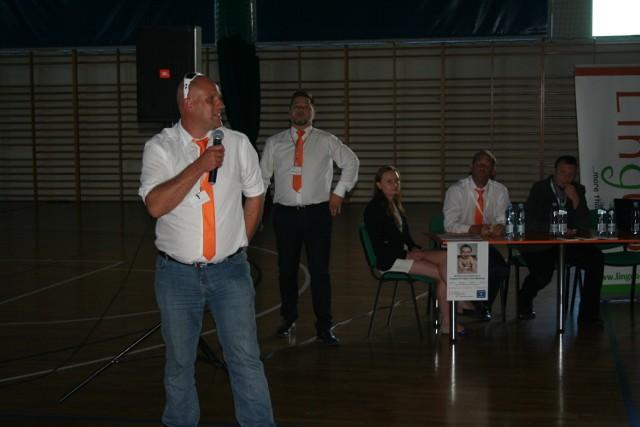 Jednym z gości był Troy Philips z Republiki Południowej Afryki