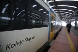 Na linii Cieszyn-Zebrzydowice zamiast pociągów od dziś jadą autobusy
