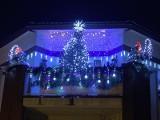 Ustczanie nagrodzeni za iluminacje świąteczne. Ustka wyjątkowo rozbłysła