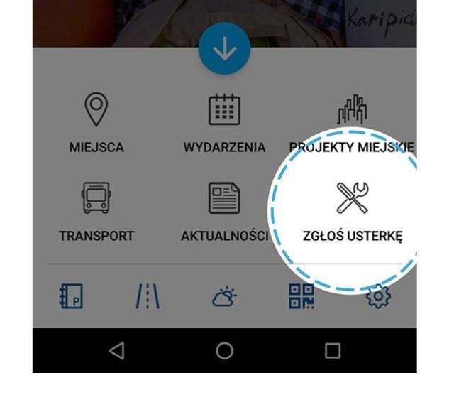 Aplikacja, za pomocą której można zgłosić m.in. niedziałającą latarnię albo uszkodzoną jezdnię, działa np. w Tychach