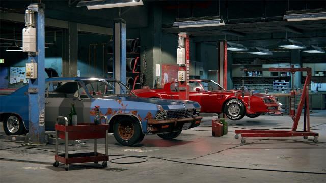 Car Mechanic Simulator 2018Gra Car Mechanic Simulator 2018 ukaże się 21 lipca na PC w polskiej, kinowej (napisy) wersji językowej