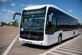 Komunikacja miejska. KPK testuje pierwszy autobus elektryczny. W środę wozi pasażerów linii nr 20 (zdjęcia)