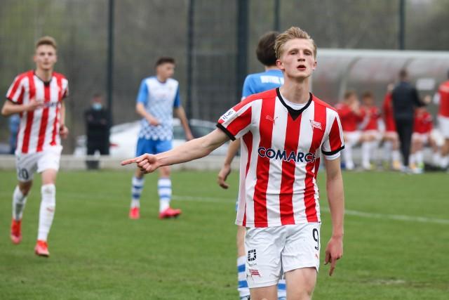 Cracovia U-17 gra o awans do finału z Lechem Poznań
