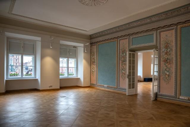 Po remoncie Pałac Krzysztofory otwiera się dla zwiedzających
