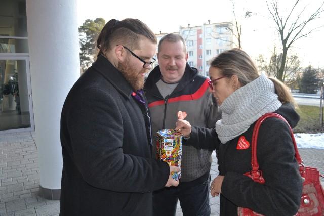 Finał w Solcu rozpocznie się o godz. 13. W miasto wyruszą jak wszędzie wolontariusze.