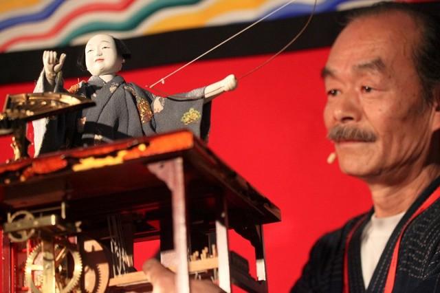 Pokazy odbyły się w ramach Międzynarodowego Festiwalu Szkół Lalkarskich.
