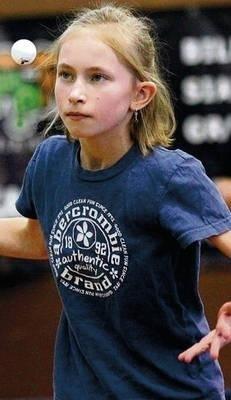 11-letnia Agnieszka Pietrzak Fot. Maciej Zubek
