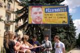 """Akcja """"Czarnek Out"""" w Lublinie. - Do hejtu jestem przyzwyczajony - odpowiada minister"""