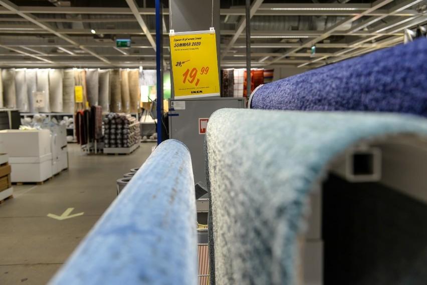 Nowy pracownik sklepu IKEA może liczyć na wypłatę w...
