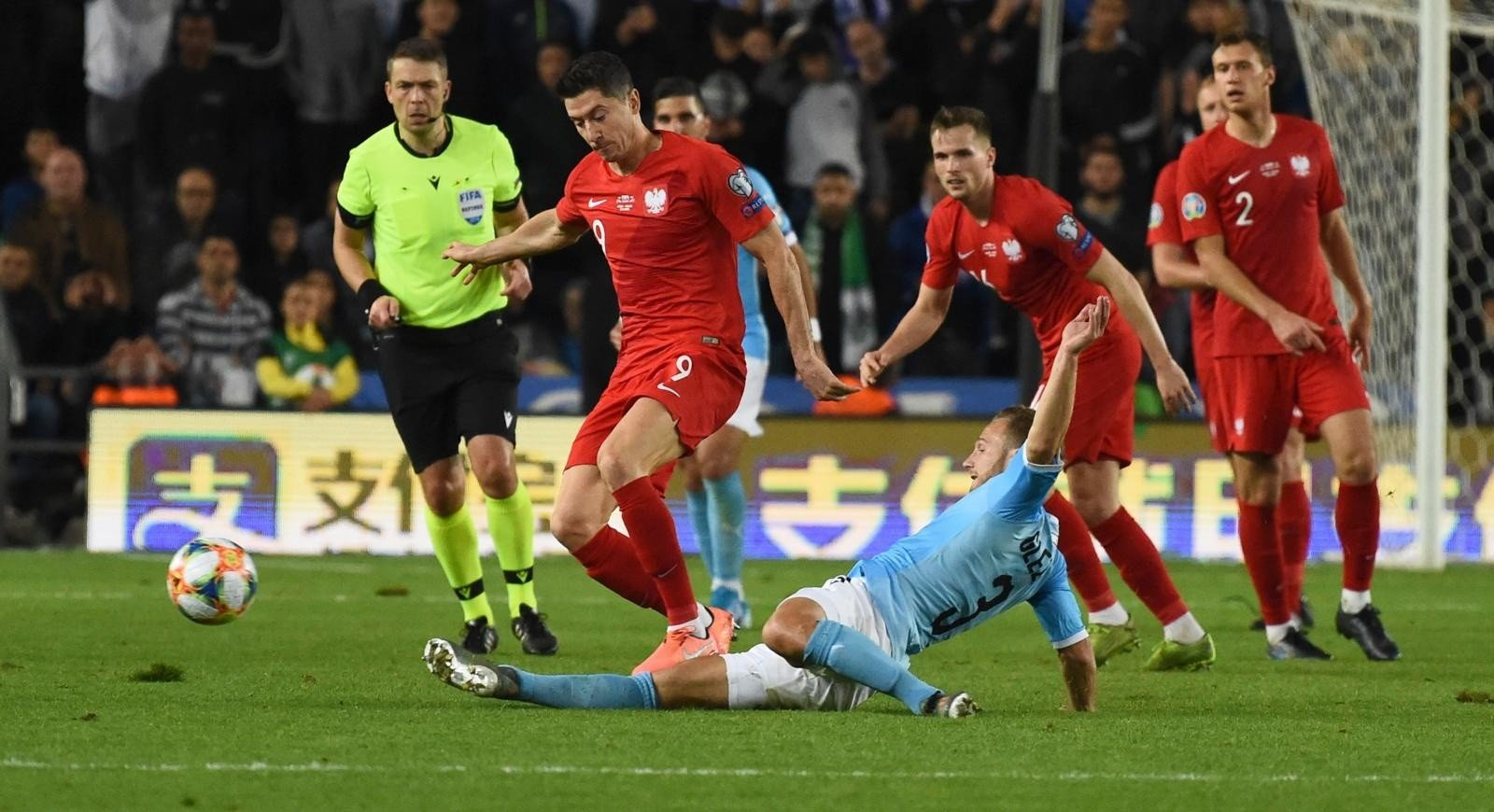 Euro 2021. Polska pozna ostatniego rywala w grupie dopiero ...