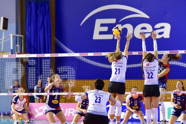 Enea PTPS Piła to jeden z najbardziej utytułowanych klubów żeńskiej siatkówki w Polsce
