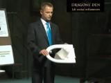 """Genialny wynalazek Konrada Kosowskiego z Wąchocka może podbić świat! Wygrał program """"Dragon's Den - jak zostać milionerem"""""""