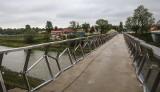 Kładka rowerowa przy moście Lwowskim w Rzeszowie prawie gotowa [ZDJĘCIA]