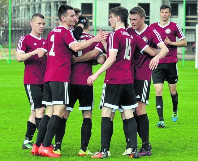 Piłkarze Garbarni są zdecydowanymi faworytami dzisiejszego meczu
