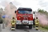 W Zychorzynie w gminie Rusinów, został uroczyście poświęcony i przekazany wóz strażacki