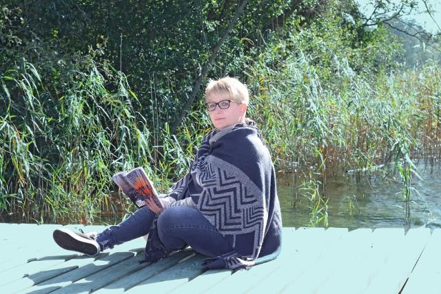 pisarka Małgorzata Manelska