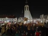 Małgorzata z Limanowej skazana za zorganizowanie Strajku Kobiet. Zdaniem sądeckiego adwokata wyrok nie jest zgodny z prawem [ZDJĘCIA]